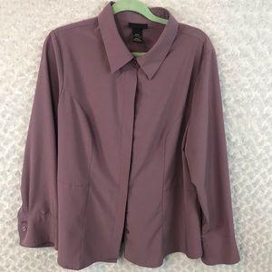 New Lane Bryant Button Down Shirt size 14/16